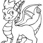 Dragon Coloring Pages - Coloring book