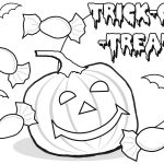 Halloween Printable Coloring Pages - Coloring book