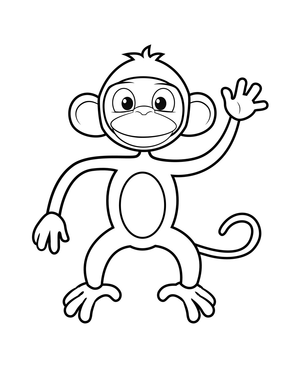 images of monkeys kids