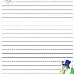 Lined Paper for Kids - Paper