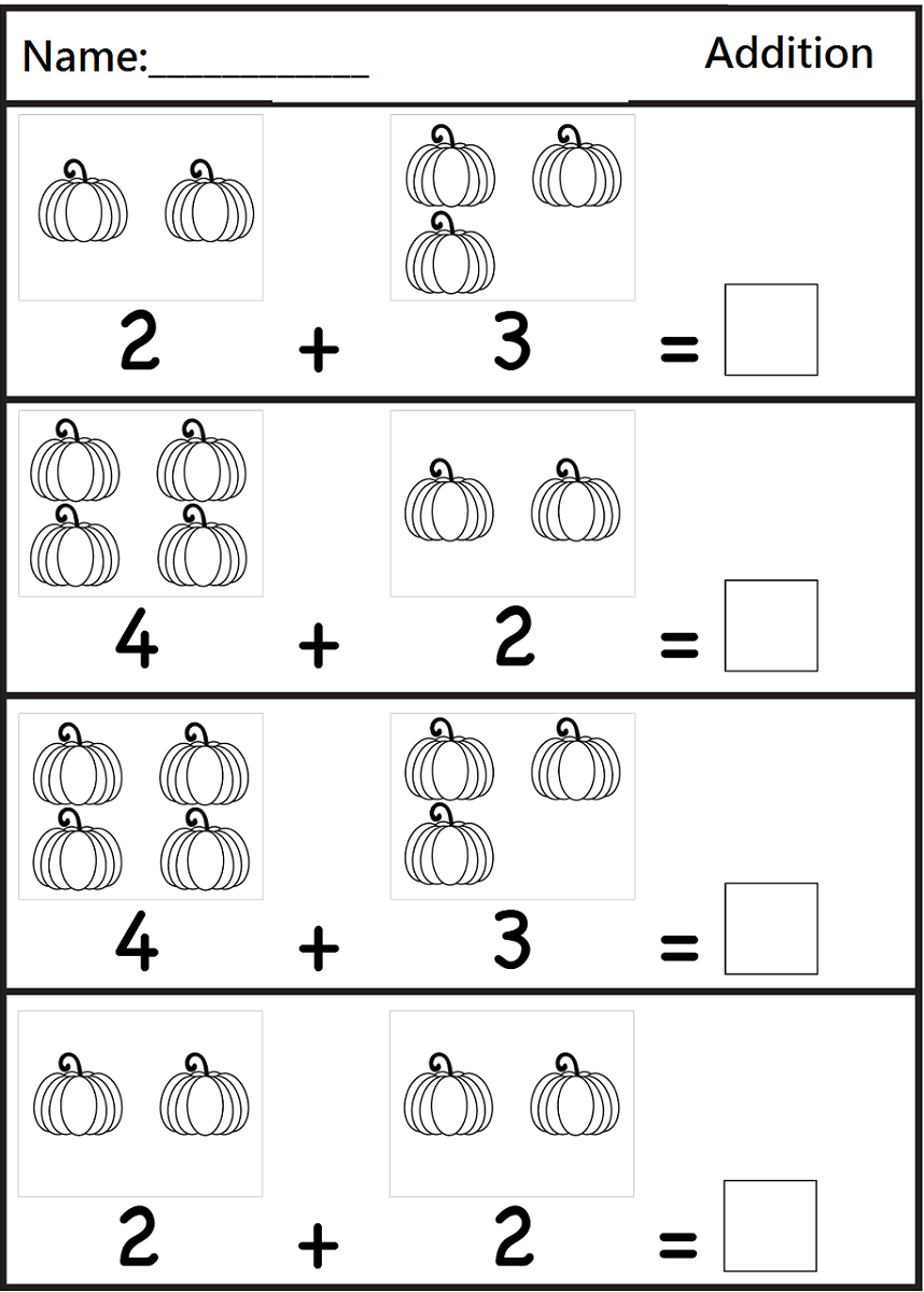 math sheets for grade 1 easy