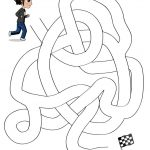 Printable Mazes for Adults - Maze