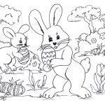 Spring Coloring Pictures - Coloring book