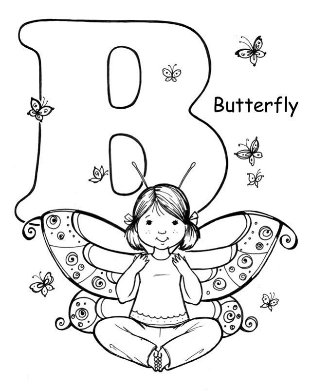 yoga coloring pages for kids