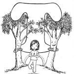 Yoga Coloring Pages - The ABCs of Yoga for Kids