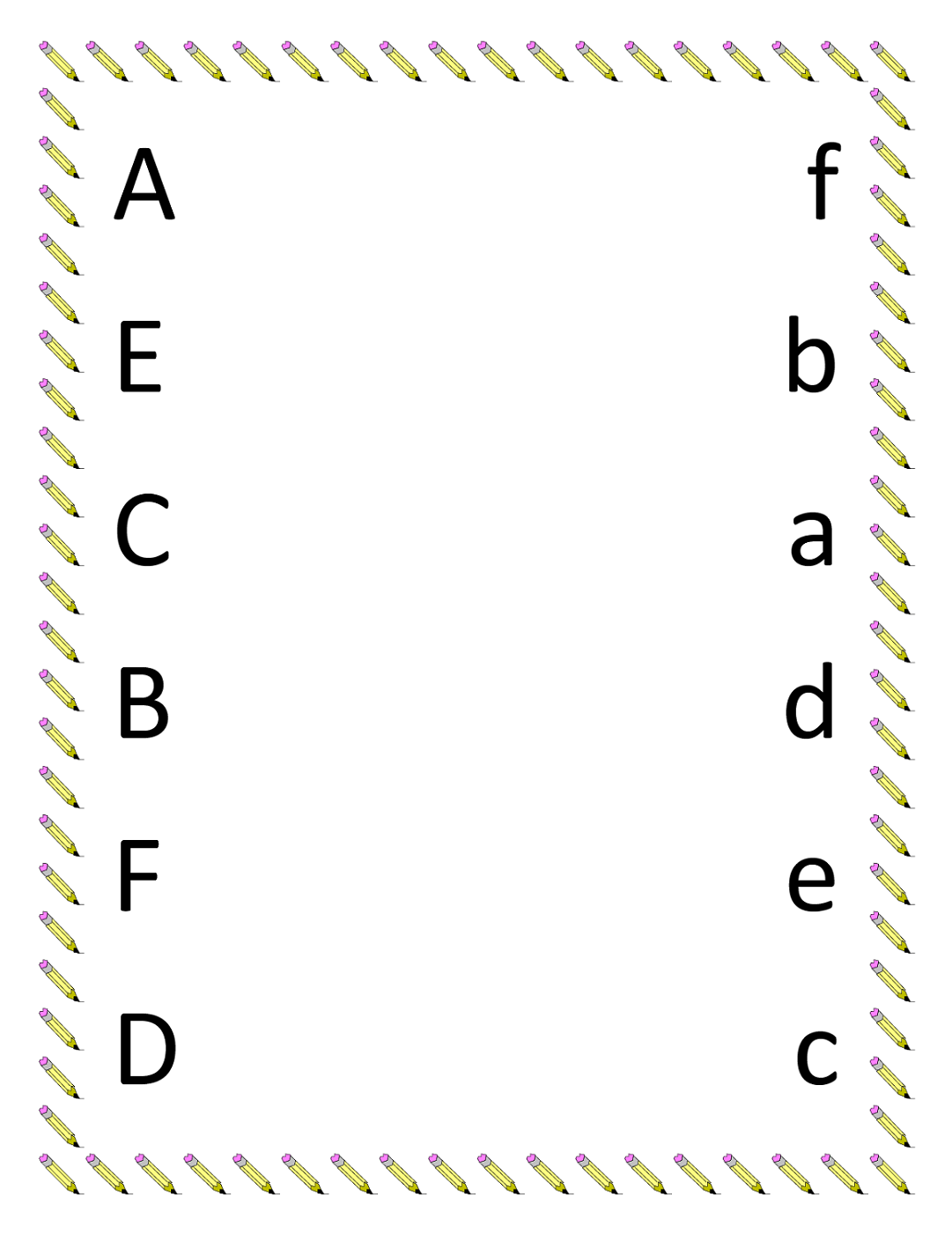 abc printables for preschoolers