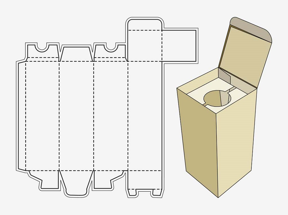 box template easy