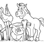 Printable Coloring Activity for Kids - Coloring book
