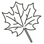 Leaf Coloring - Coloring book