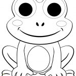 Frog Coloring Pages - Frogs