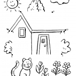 Dot to Dot for Kids - Drawing