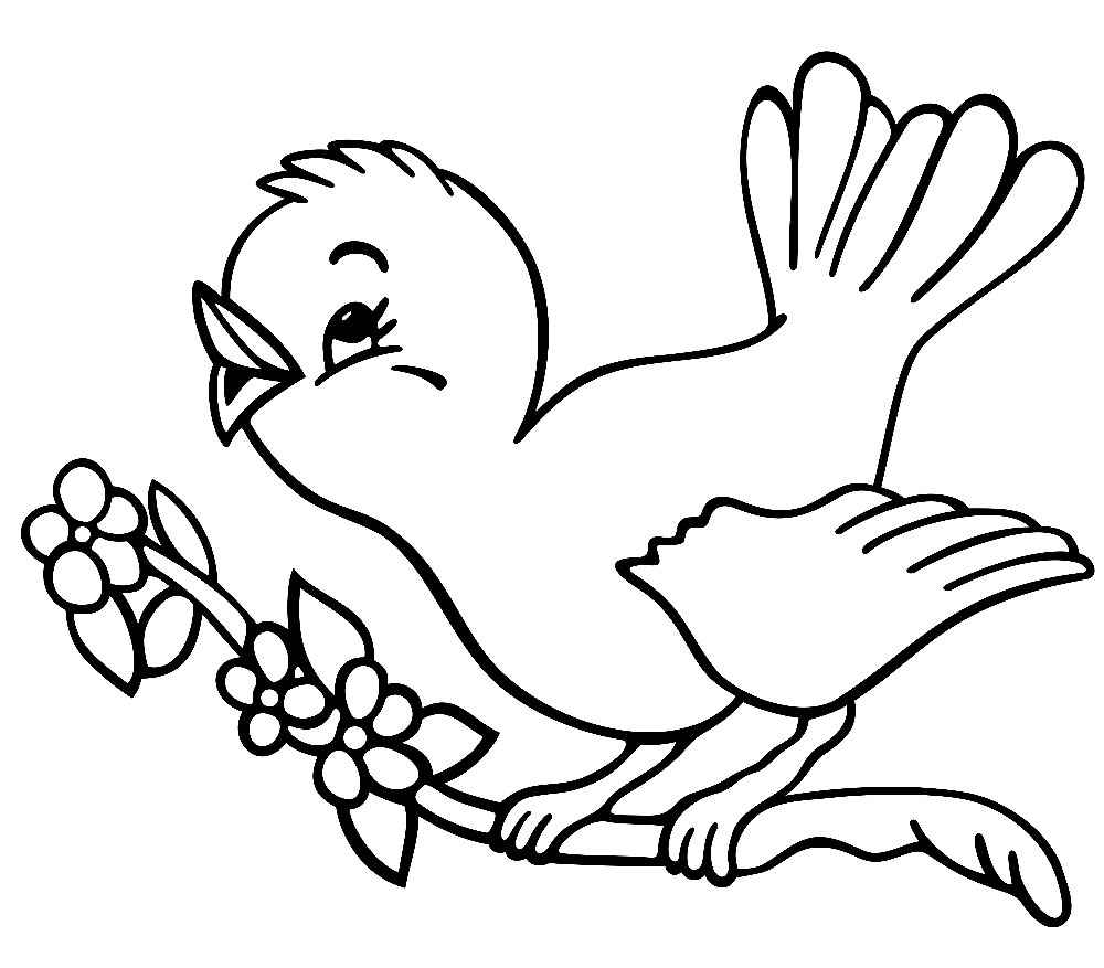 cute coloring pages for kids girls
