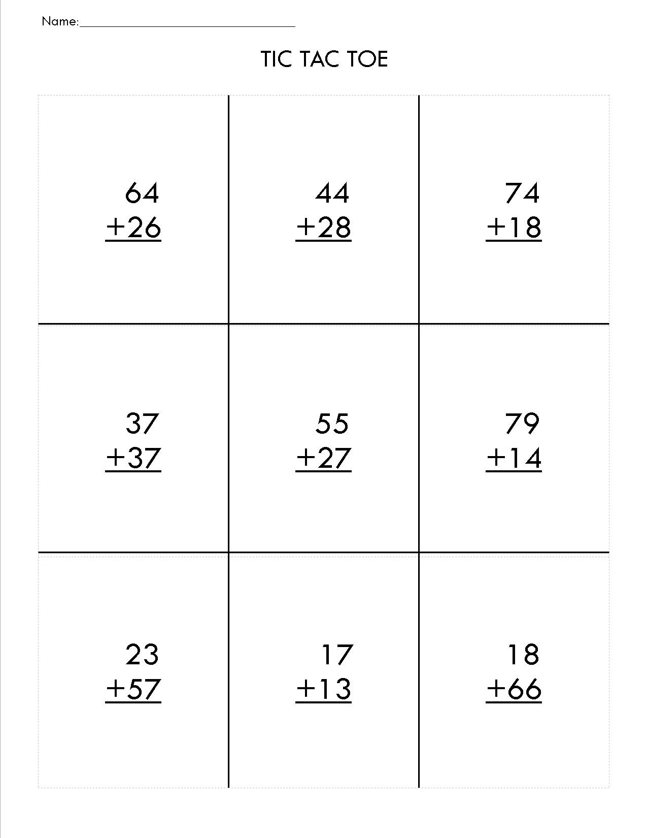 free easy doubles addition worksheets